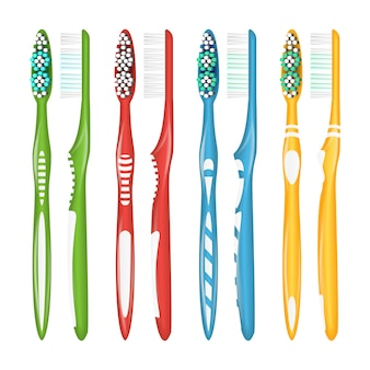 Toothbrush set