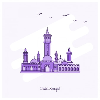 TOUBA SENEGAL Landmark