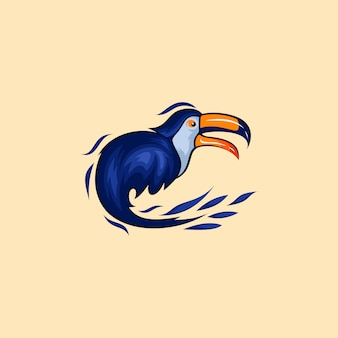 Toucan logo design for your company