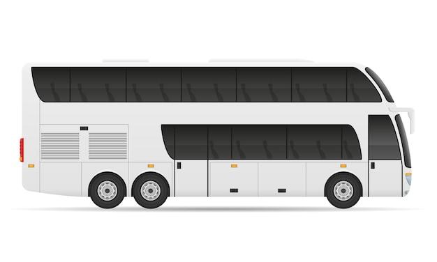 화이트 투어 시내 버스