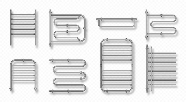 Accessori per il bagno dell'essiccatore della bobina dello scaldasalviette scaldasalviette