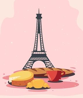 타워 에펠 포스터