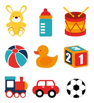 Дизайн игрушек