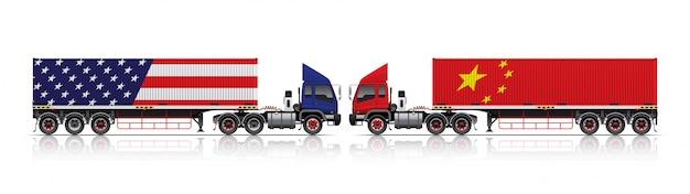 Trade war trailer