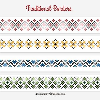 Traditional borders