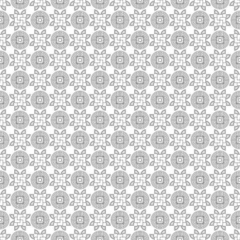 Traditional chinese vector seamless pattern decorative asian wallpaper oriental background