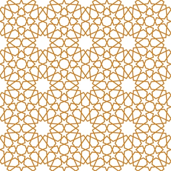 Traditional islamic pattern.