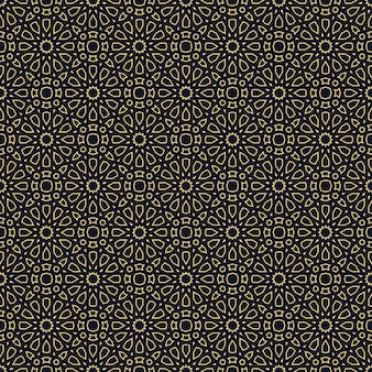 Traditional islamic seamless background.