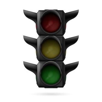 Traffic light off