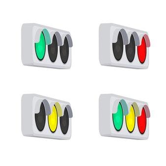 Traffic light.sideways