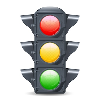 Traffic Lights Realistic