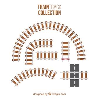 Train track pack