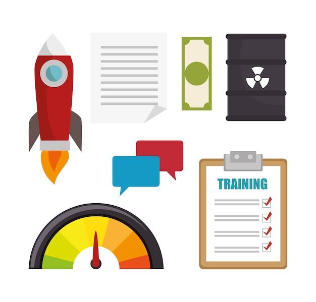 Training business concept design
