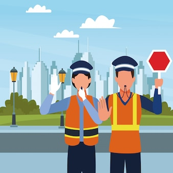 Transit agents avatar