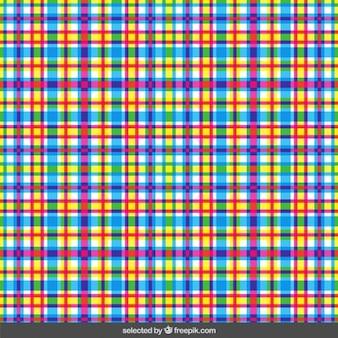 반투명 화려한 라인 패턴