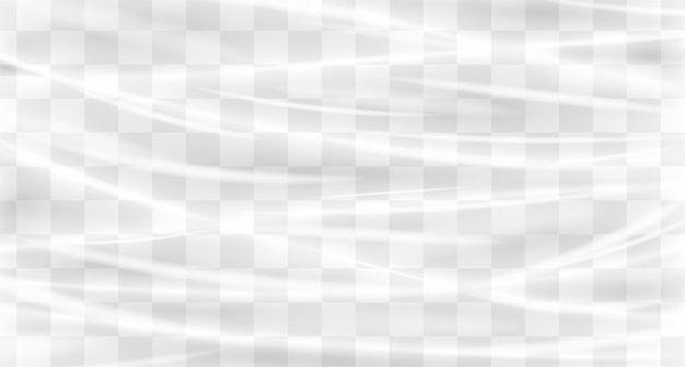 Transparent plastic wrap texture
