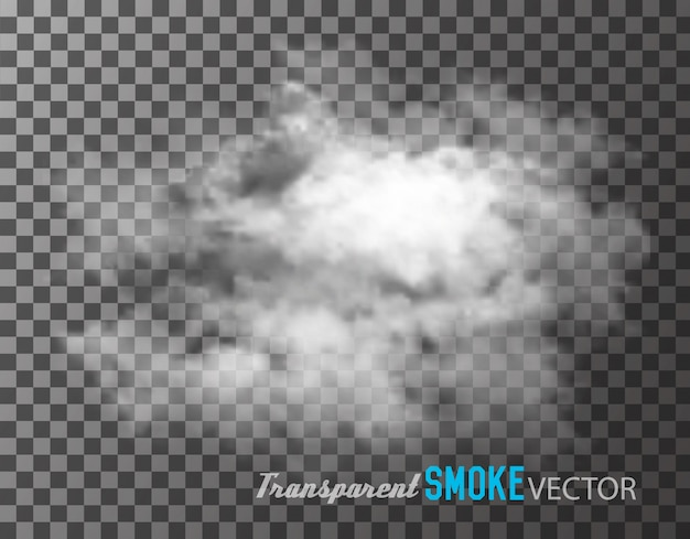 Transparent smoke .