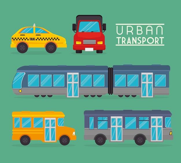 輸送および車両
