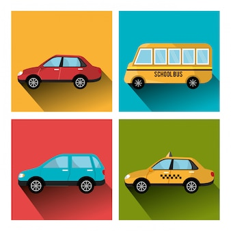 Transport design.