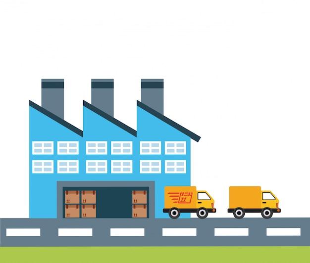 Transport of goods