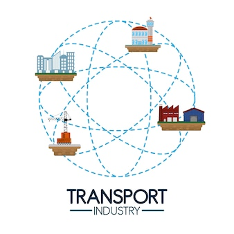 Transport industry around the world