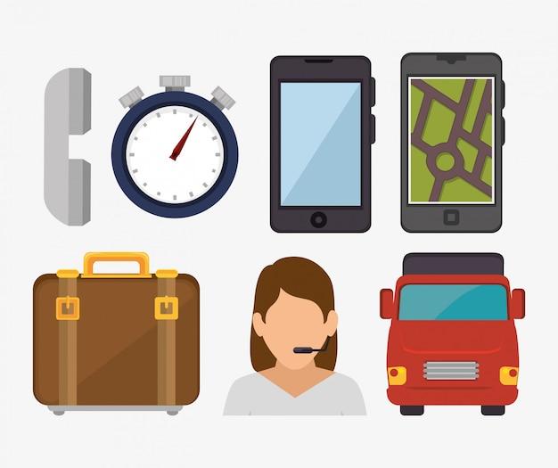 Transport service design