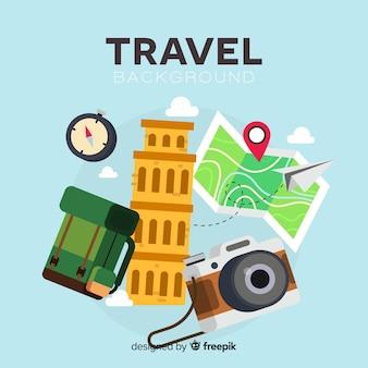 Фон путешествия