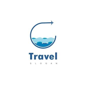 旅行会社のロゴ