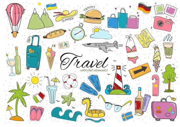 Travel elements.