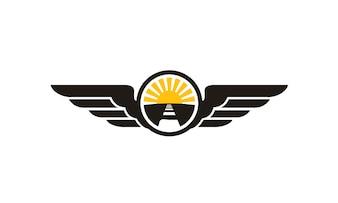 Travel Emblem logo design inspiration