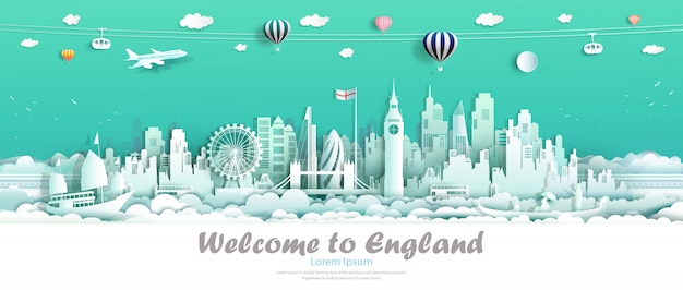 Travel london england famous landmarks europe downtown country of island.