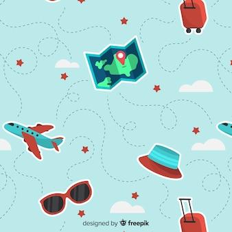 여행 패턴