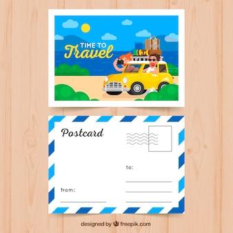 풍경과 여행 엽서