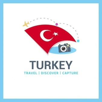 Турция путешествия logo