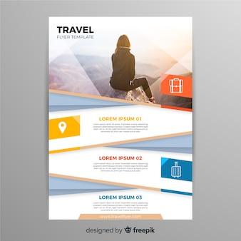 Traveler around the world flyer