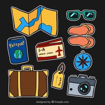 Traveler elements set