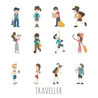 Traveler people