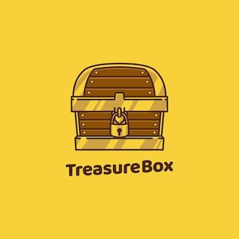 Сундук с сокровищами деревянный пират