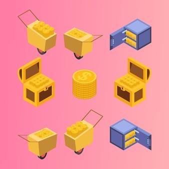 Treasure storage kit