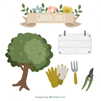 Strumenti albero e giardino