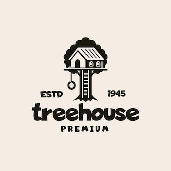 ツリーハウスのロゴ