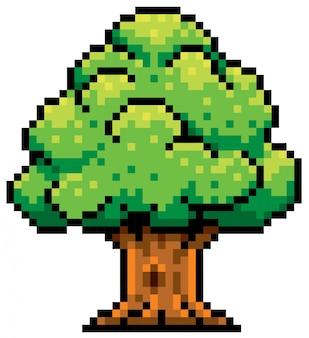 Tree pixel design