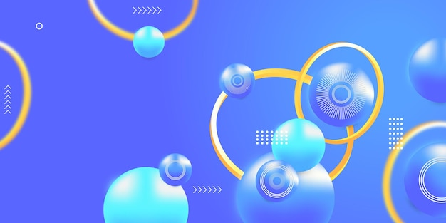 Trendy abstract liquid background for your landing page design. minimal background for for website designs