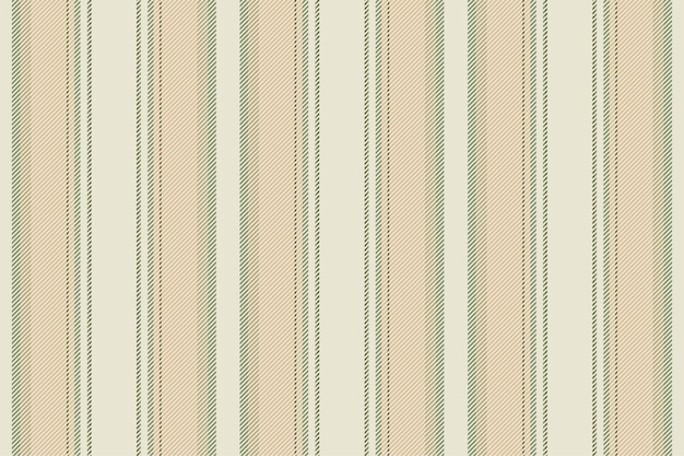 トレンディなストライプの壁紙。ヴィンテージストライプベクトルパターンシームレス生地テクスチャ。