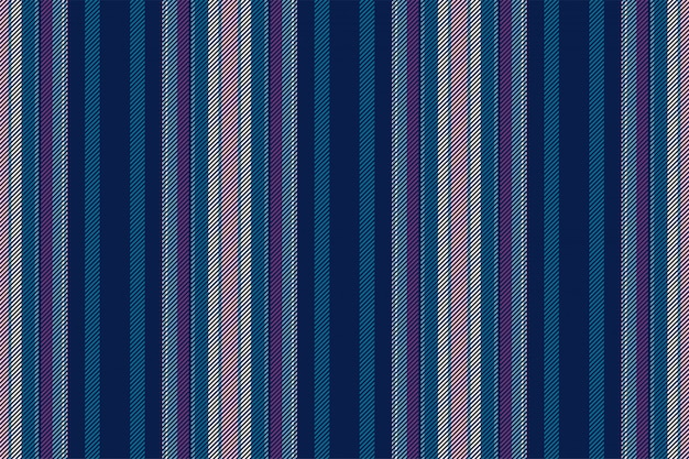 Trendy striped wallpaper.