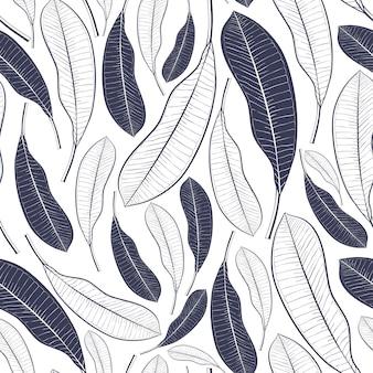 Trendy summer pattern