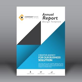 Triangle annual report template
