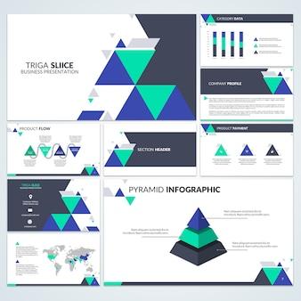 Ежегодная книга по корпоративному ландшафту triangle