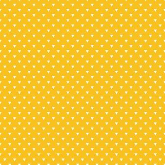 Пунктирный узор треугольника, геометрический простой фон. элегантный и роскошный стиль иллюстрации