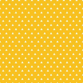 三角形の点線のパターン、幾何学的なシンプルな背景。エレガントで豪華なスタイルのイラスト